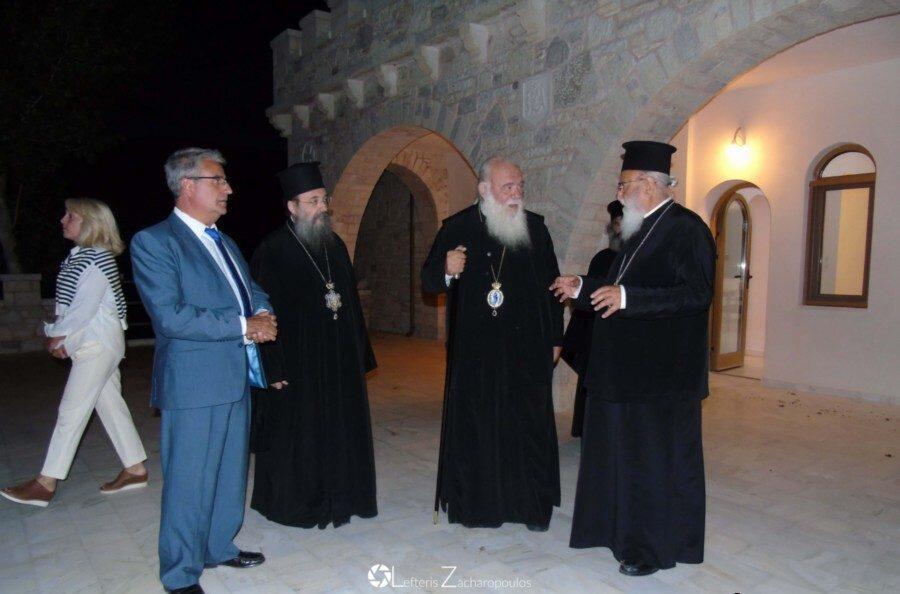 Αρχιεπίσκοπος Μητροπολίτης Μαντινείας