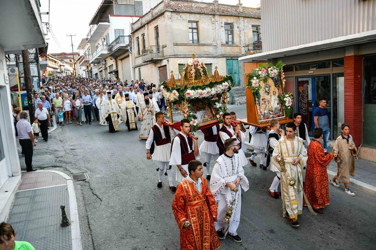 Το Πάσχα του καλοκαιριού Ιερά Μητρόπολη Κίτρους