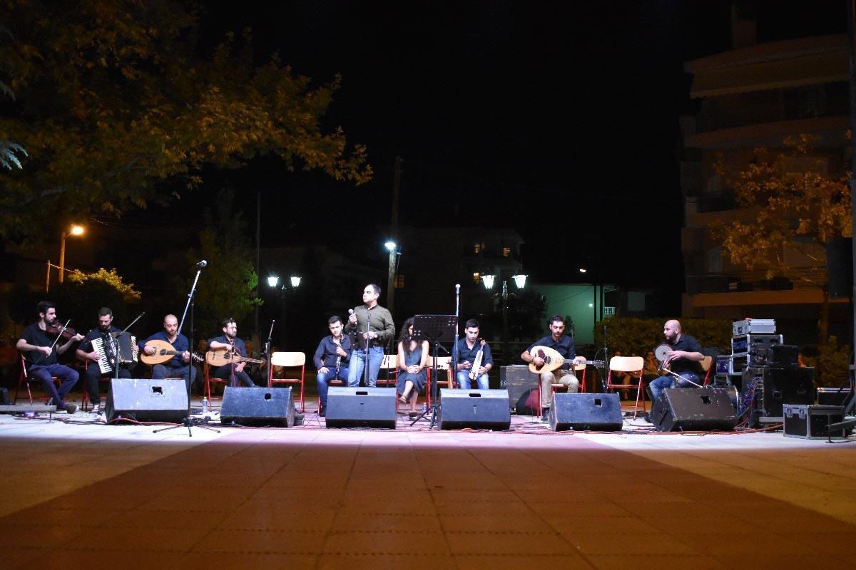 συναυλία Σχολής Βυζαντινής Μουσικής και Παραδοσιακών Οργάνων