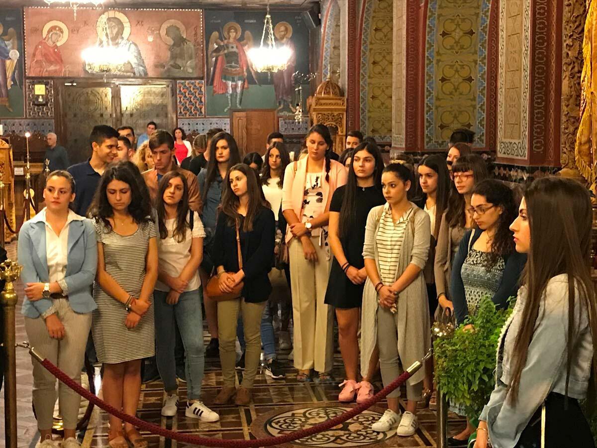 Εκδήλωση προς τιμήν των νεοεισαχθέντων φοιτητών και φοιτητριών Μητρόπολη Κίτρους