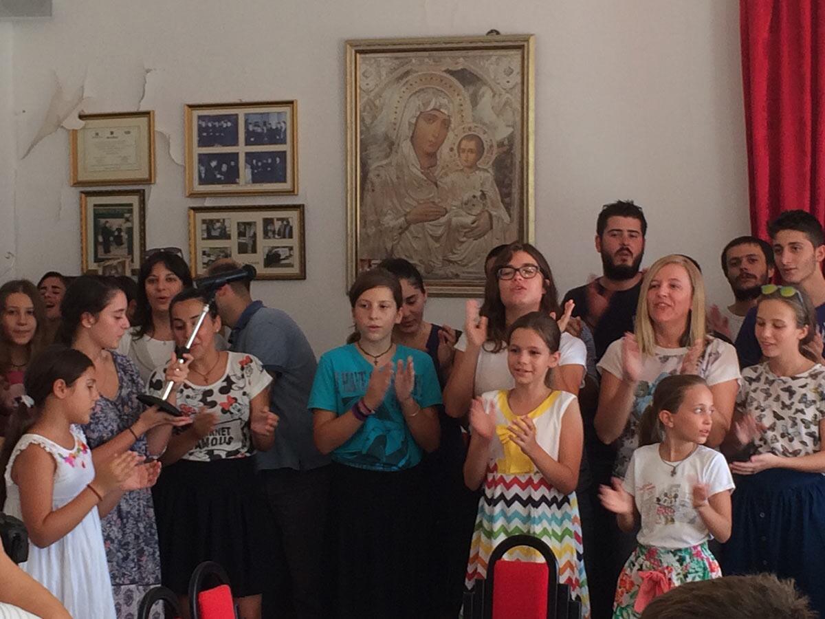 Εκδρομή Νέων της Ιεράς Μητρόπολης Ν. Κρήνης και Καλαμαριάς Πιερία