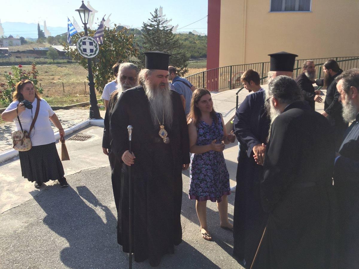 Εκδρομή Νέων της Ιεράς Μητρόπολης Ν. Κρήνης
