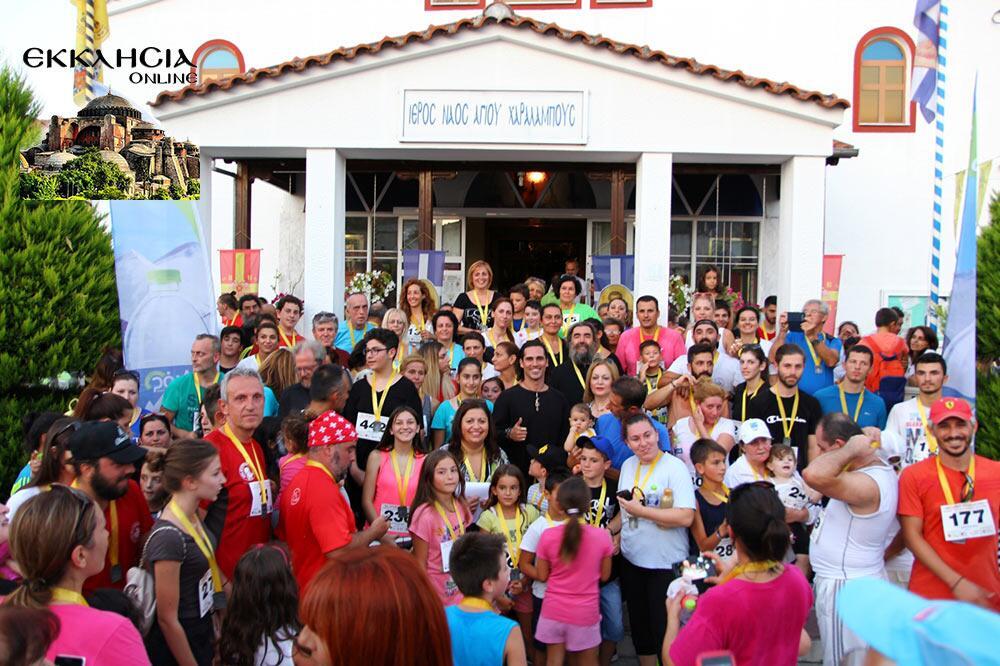 Γιορτή του Αθλητισμού και μαζική συμμετοχή 4ο Δρόμο Αλληλεγγύης
