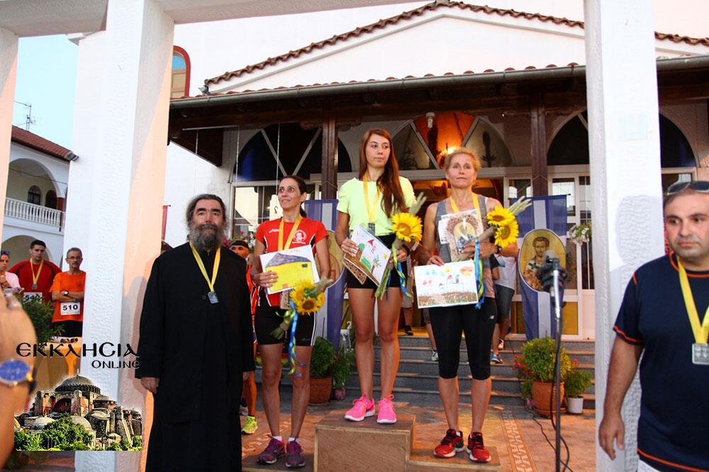 Γιορτή Αθλητισμού 4ο Δρόμο Αλληλεγγύης νικητές