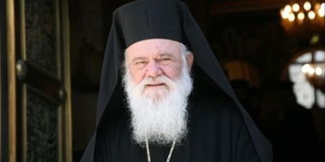 Λαμπρινάκο και Κιαμέτη στηρίζει ο Αρχιεπίσκοπος για Σταγών