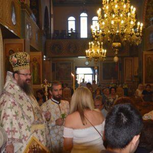Μητρόπολη Μεγάρων: Λαμπρή εορτή Υψώσεως του Τιμίου και Ζωοποιού Σταυρού στην Ελευσίνα