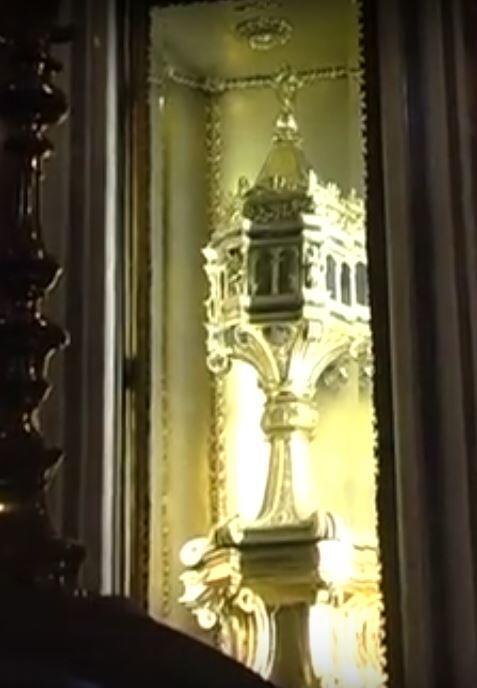 Επιστρέφει στο Φανάρι η Κάρα της Αγίας Άννας