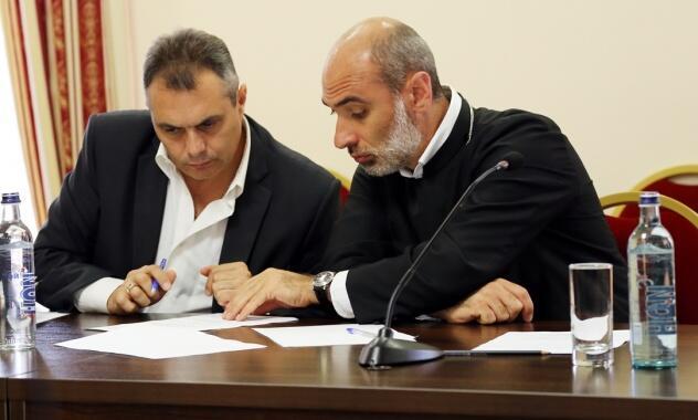 Επιτυχές χαρακτήρισαν το κοινό τους έργο για Συρία θρησκευτικές κοινότητες της Ρωσίας
