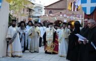 Μητρόπολη Διδυμοτείχου: Λαμπρή υποδοχή της Παναγίας Παραμυθίας στην Ορεστιάδα