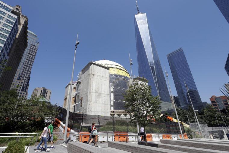 Χτίζεται Ναός του Αγίου Νικολάου στο σημείο της τρομοκρατικής επίθεσης στη Νέα Υόρκη