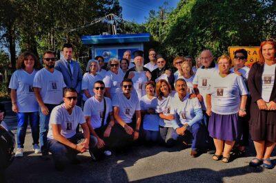 Στην Ορεστιάδα με τον Οικουμενικό Πατριάρχη το Νιχώρι του Βοσπόρου