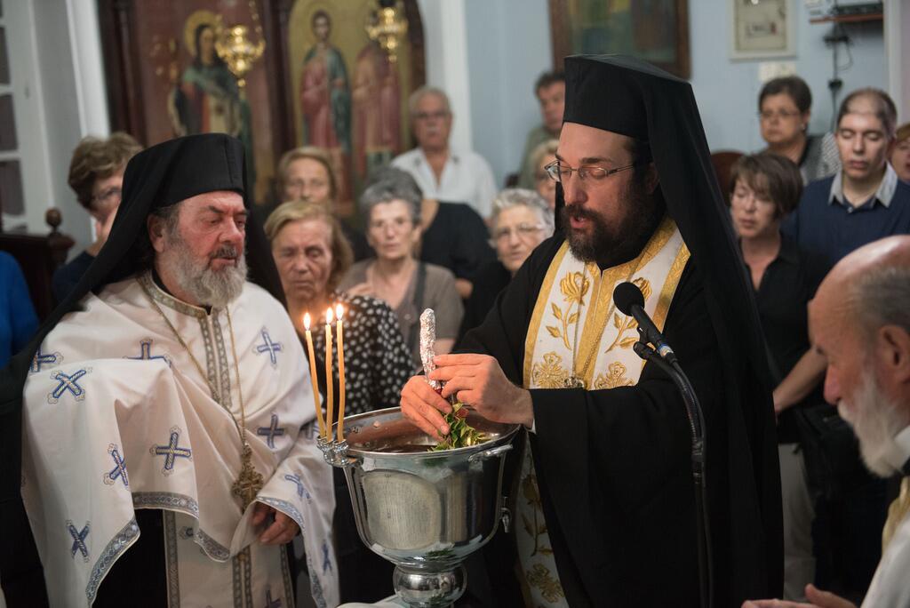 Μητρόπολη Κυδωνίας: Πανηγυρικός εορτασμός της Εκκλησιαστικής Πρωτοχρονιάς στα Χανιά