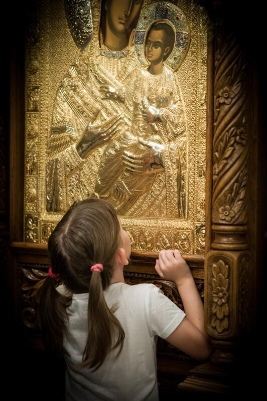 Μητρόπολη Νέας Ιωνίας: Η Ενθρόνιση της Εικόνας Παναγίας Βηματάρισσας