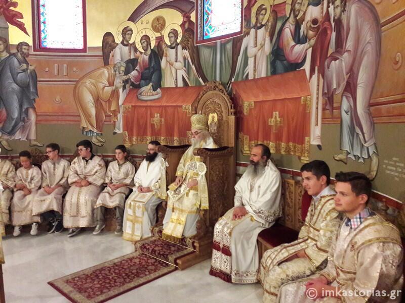 Μητρόπολη Καστοριάς: Στο Άργος Ορεστικό η Ανακομιδή των Ιερών Λειψάνων του Αγίου Νεκταρίου