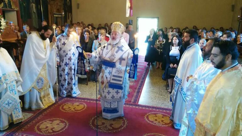 Μητρόπολη Διδυμοτείχου: Η Εορτή του Γενεσίου της Θεοτόκου