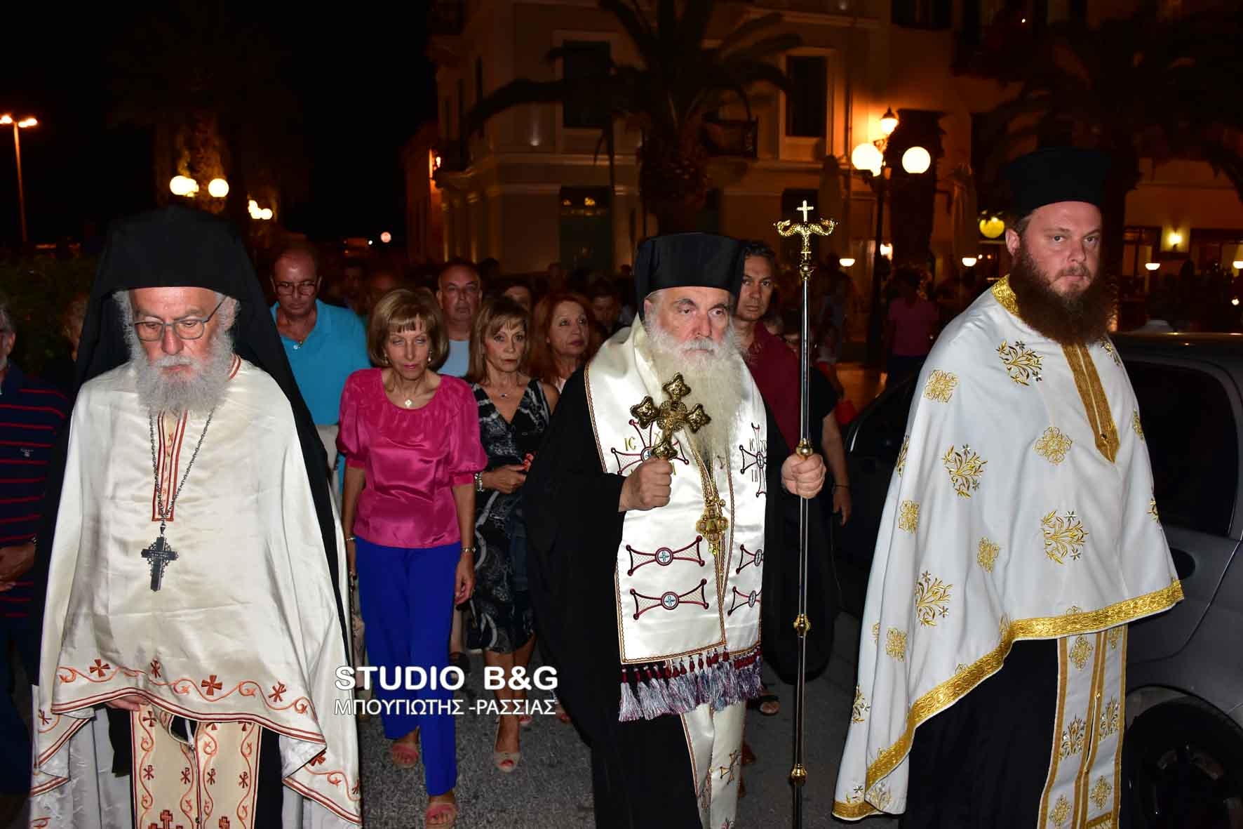 Μητρόπολη Αργολίδος: Στον Ι.Ν. Παναγίας Ναυπλίου ο Πανηγυρικός Εσπερινός
