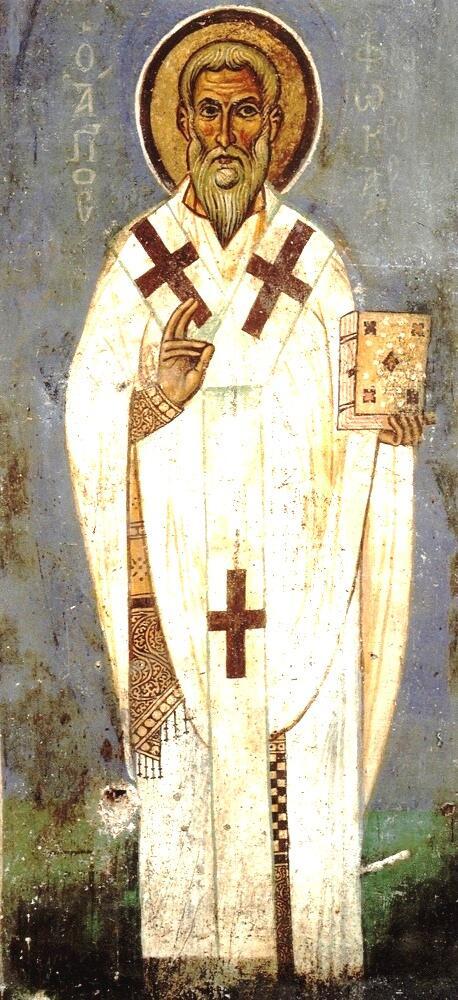 22 Σεπτεμβρίου, γιορτή του Αγίου Φωκά του Θαυματουργού