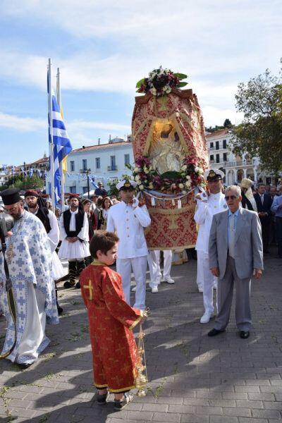 Οι εορτασμοί για την Παναγιά Μυρτιδιώτισσα στην Πύλο