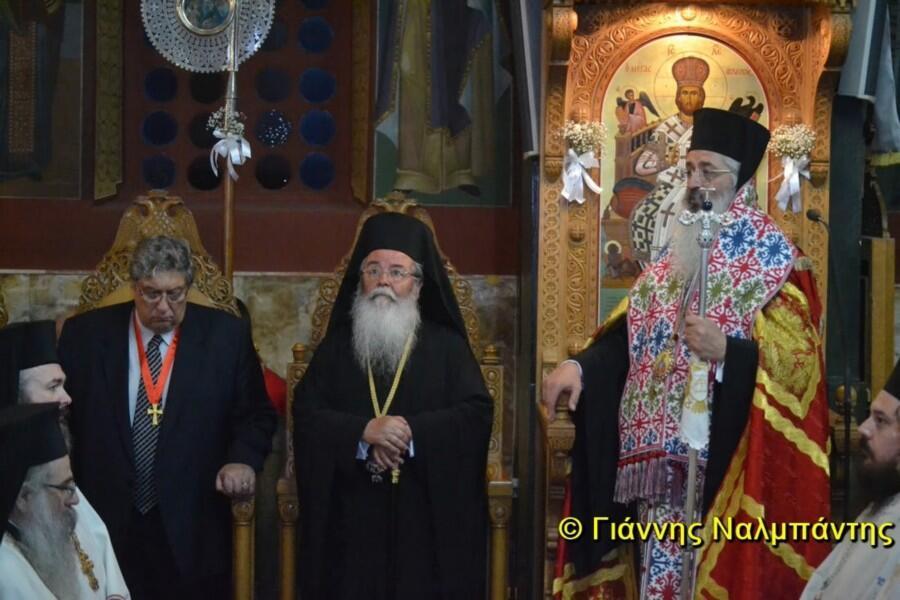Μητρόπολη Αλεξανδρουπόλεως: Ονομαστήρια και χειροτονία Αρχιδιακόνου