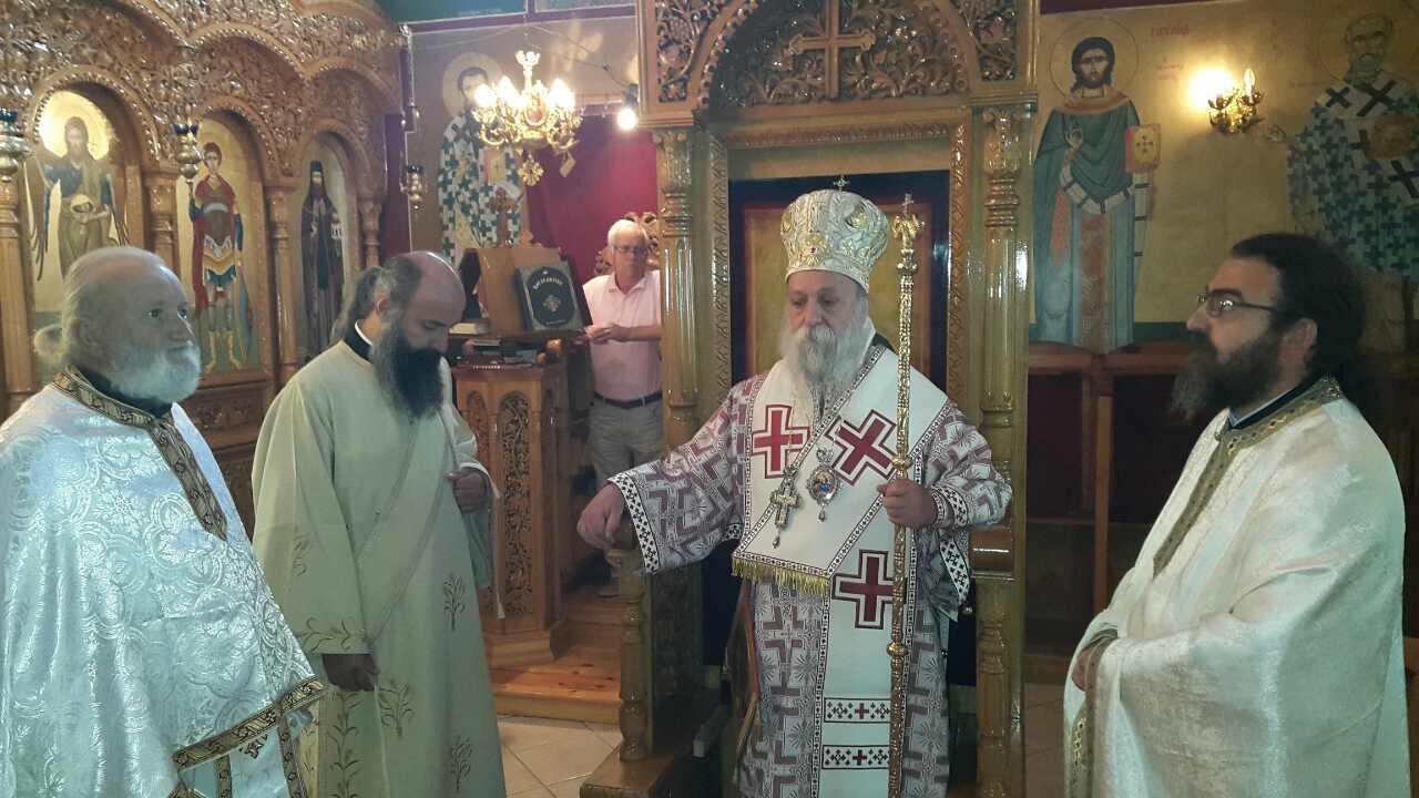 Μητρόπολη Γρεβενών: Εορτή του Γενεθλίου της Θεοτόκου