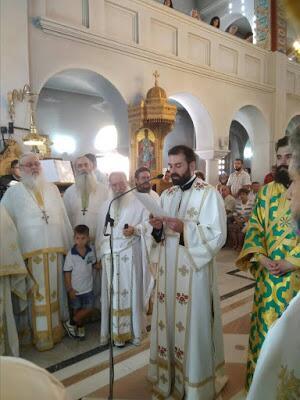 Μητρόπολη Αλεξανδρουπόλεως: Χειροτονήθηκε ιεροδιάκονος ο π Αθανάσιος Γραμμένος