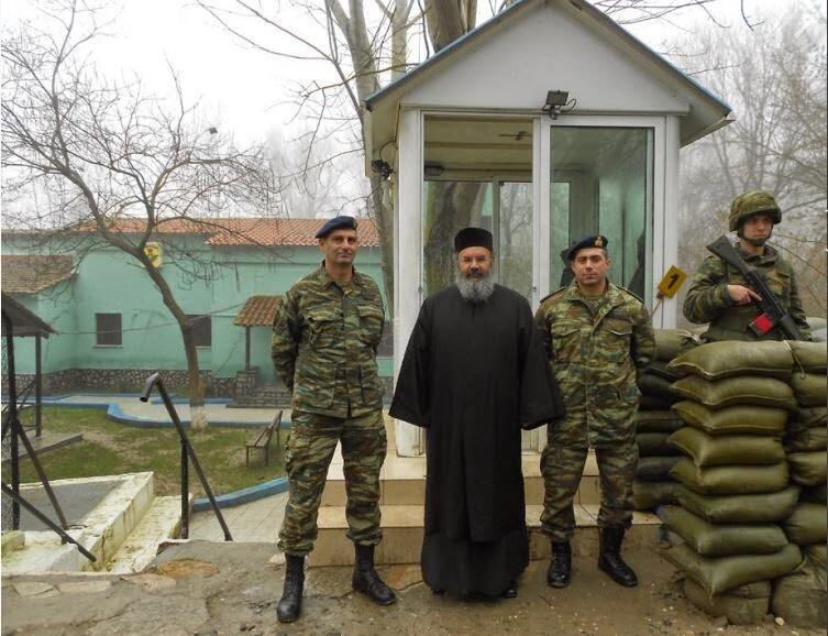 Προκήρυξη 13 κενών θέσεων για Στρατιωτικούς Ιερείς