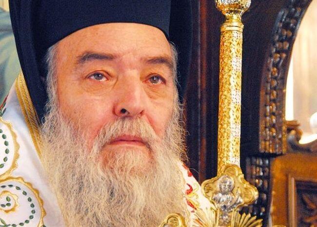 Σκληρή επίθεση στην κυβέρνηση από Γόρτυνος Ιερεμία για Θρησκευτικά