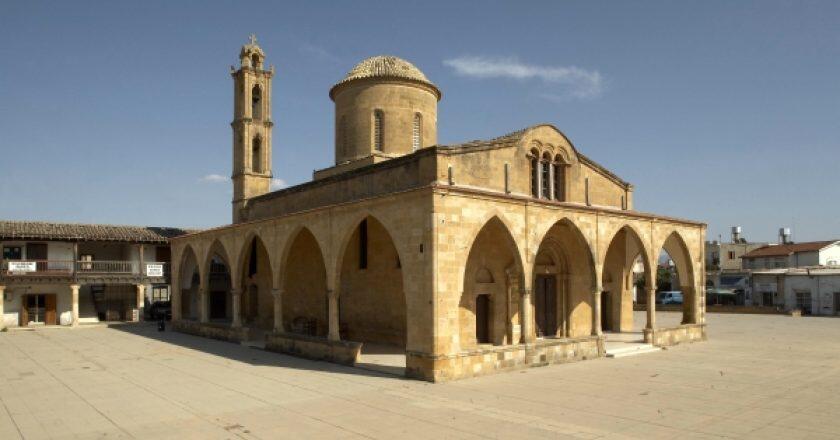 Μητρόπολη Μόρφου: Αραβόφωνοι Ρωμηοί του Λιβάνου ψέλνουν