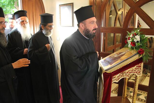 Μητρόπολη Φωκίδος: Ιερείς μετά των συζύγων τους σε όμορφο διήμερο