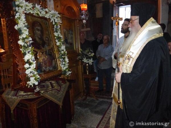 παναγία της κλεισούρας μητρόπολη καστοριάς