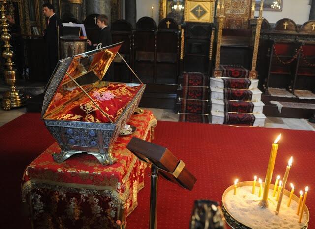 Οικουμενικό Πατριαρχείο: Η εορτή της Αγίας Ευφημίας