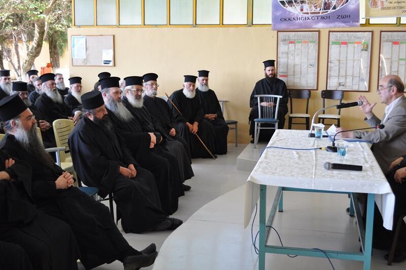 Μητρόπολη Εδέσσης: Η πρώτη Ιερατική Σύναξη του νέου εκκλησιαστικού έτους