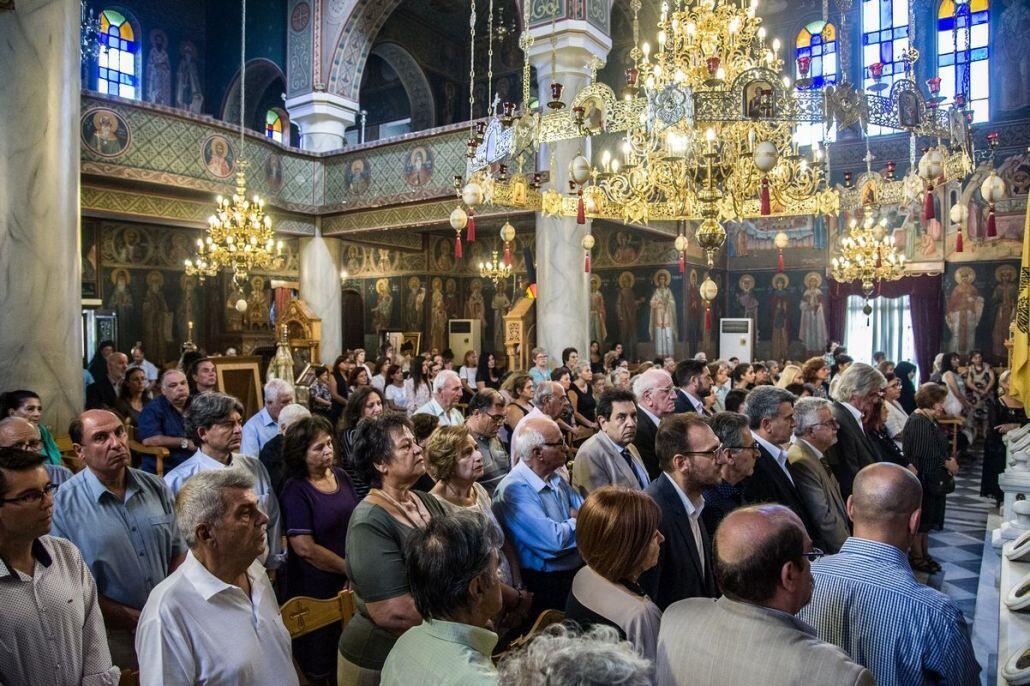 Τους Αγίους και Μάρτυρες της Μικράς Ασίας τίμησε η Μητρόπολη Νέας Ιωνίας