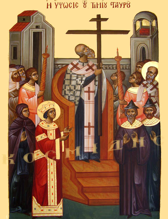 Ύψωση Τιμίου Σταυρού, 14 Σεπτεμβρίου: Πώς κάνουμε σωστά το σημείο του Σταυρού
