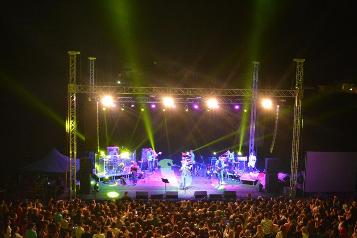 Συναυλία Μιχάλη Χατζηγιάννη Πιερία