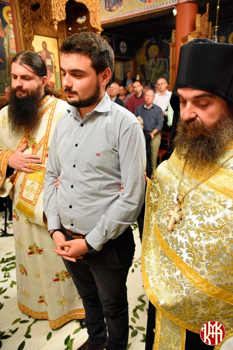 Εορτή Ευαγγελιστή Λουκά Ιερά Μητρόπολη Κίτρους