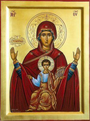 Έλληνες οι δράστες που έκλεψαν την εικόνα της Παναγίας στη Λαμία