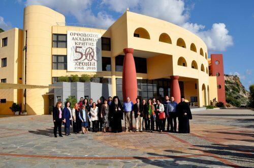 Ο Κισάμου Αμφιλόχιος στην επέτειο εγκαινίων της Ορθοδόξου Ακαδημίας Κρήτης