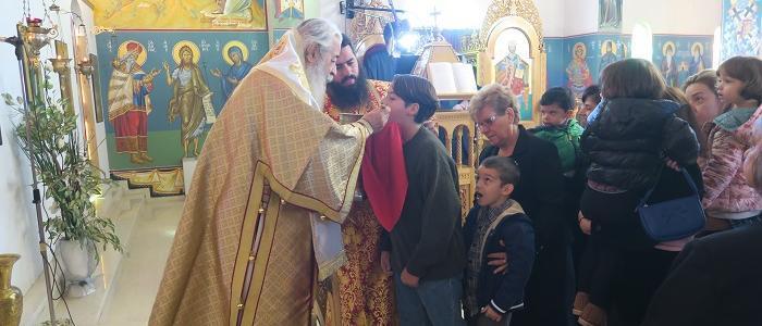 Μητρόπολη Φθιώτιδος: Το ετήσιο μνημόσυνο του μακαριστού π. Στυλιανού Καρβούνη