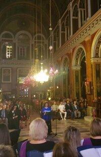 Ερμούπολη: Μοναδική εμπειρία στον Καθεδρικό Ναό