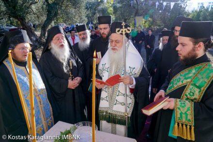 Μητρόπολη Βεροίας: Θυρανοίξια Ιερού Παρεκκλησίου Αγίου Λαζάρου