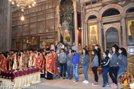 Πατριαρχείο Ιεροσολύμων: Η Εορτή της 28ης Οκτωβρίου