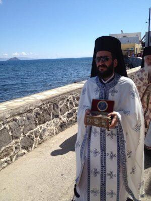 Ποιος είναι ο νεός πρωτοσύγκελος της Μητρόπολης Μεσσηνίας Φίλιππος Χαμαργιάς