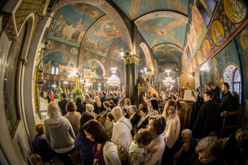 Μητρόπολη Νέας Ιωνίας: Η Σύναξη της Παναγίας «Βουρλιωτίσσης»