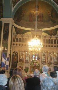 Ποιμαντικές επισκέψεις Μητροπολίτη Δωρόθεου σε ενορίες της Σύρου