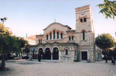 Μητρόπολη Δημητριάδος: Εθελοντική Αιμοδοσία στους Αγίους Αναργύρους