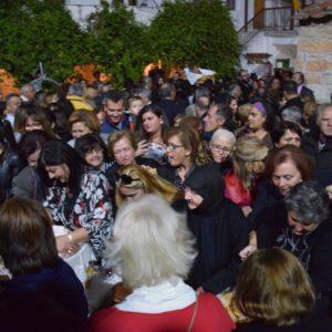 Μητρόπολη Μεγάρων: Εσπερινός Ιεράς Μονής Aγίου Ιεροθέου