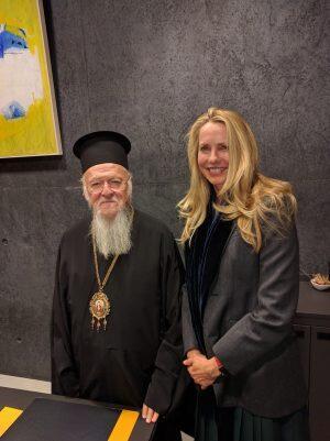 Η 2η ημέρα του Πατριάρχη Βαρθολομαίου στην Ισλανδία