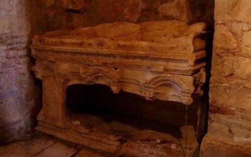 Τον Τάφο του Αγίου Νικολάου λένε ότι ανακάλυψαν Τούρκοι Αρχαιολόγοι