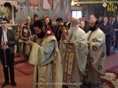 Μητρόπολη Άρτης: Κυριακή Ζ΄ Λουκά στην ορεινή Ενορία Ελάτης